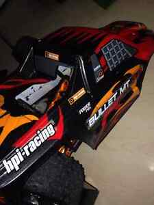 RC NITRO TRUCK MODIFIED FOR STRENGTH & HANDLING Cornwall Ontario image 4