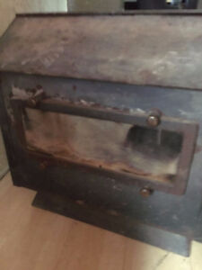 Wood Burning Stove and Selkirk Chimney