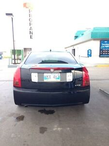 2005 Cadillac CTS with safety