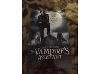 The vampires assistant