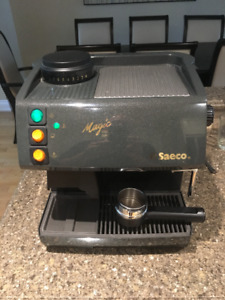 Saeco Magic Combi Cappuccino / Grinder great shape