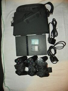 Playstation 2 console, games, accessories, extras