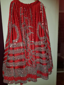 Bridal Lehenga - Hand Made
