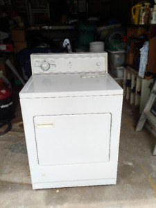 Working Kenmore Gas Dryer for free