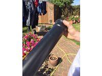 Marley 82mm Pipe Ring Seal Socket 3m