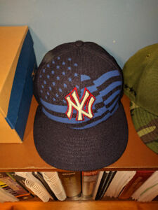 NEW YORK YANKEES FITTED HATS