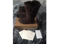 Unwanted UGGs bran new in box with receipt saying £209.99