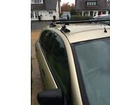 Roof Bars for Nissan Almera 2006