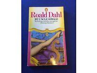 Rare Ronald Dahl My Uncle Oswald penguin book paperback vintage retro