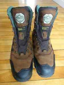 Wood N' Stream Instinct VGS WP 800G boots