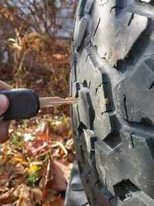 6 bolt rims w/ bf sidebiter tires  London Ontario image 3