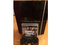 Sony PlayStation 3 / PS3 Console & GTA 5 - No Offers / Swaps