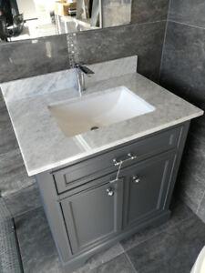 "Tidal Camden 31"" Bathroom Vanity - Grey"