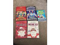 Children's books David Baddiel and CHRIS O'Dowd