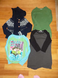 35 + pieces of clothing for 10-12 year old girl!
