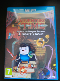 Adventure Time: Explore The Dungeon Because I Don't Know Wii U