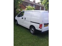 Nissan NV200, * Very Low Mileage*