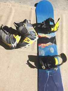 Board Boots and Bindings for sale