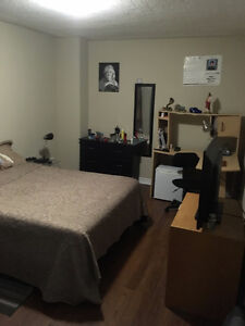 Sublet one bedroom in apartment fully furnished