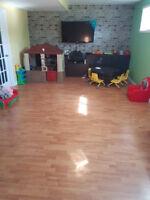 Home Daycare/service de garde en milieu familial