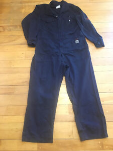 Flame Resist/HRc2 Arc Protection coveralls