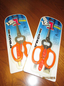 New, never used 12 in 1 Scissors London Ontario image 1