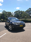 2009 Subaru Forester Turbo Automatic XT PREMIUM Padstow Bankstown Area Preview