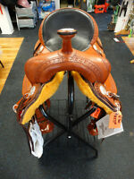 Authentic Billy Cook Trail Saddle