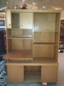 Multi-purpose Student Display Cabinet