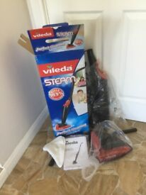 BRAND NEW VILEDA STEAM CLEANER