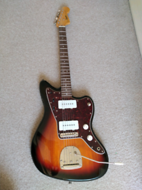 Fender squire jazz master classic 60's vibe