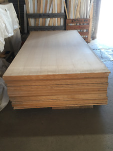 MDF Sheets with MAPLE FINISH 2-Sides - SALE