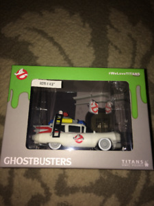 Collectible Ghostbusters Ecto-1 Model