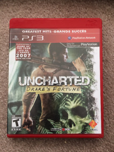 PS3 Games - Uncharted Trilogy