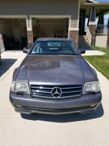 1995 Mercedes Benz SL600 V12