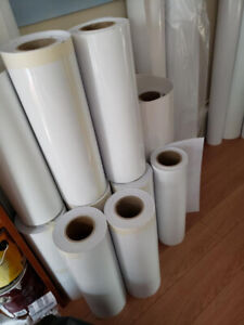 17 inch roll vinyl for solvent printing for sale