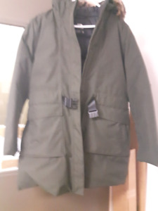 "Women""s North Face Parka"