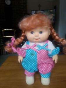 """1985 Cititoy 9"""" Doll"""