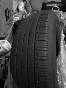 a set of Continental all season tire for sale