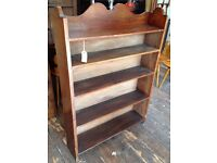 Standing Shelving Unit/ Bookcase