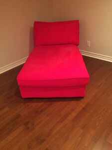 Lounge couch for sale/ Chaise longue a vendre West Island Greater Montréal image 1