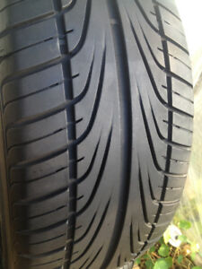 Set of 4 Ventuz Summer tires 235/55/17