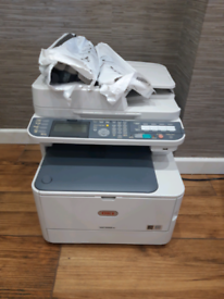 Office printer OKI