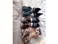 Baby boys shoes 0-3 months