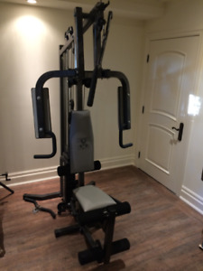 Home Gym - Multi-station workout centre