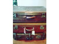 Vintage Trunk/Luggage