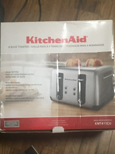 4-Slice Toaster by Kitchen Aid