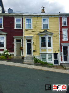 Fully Restored Downtown St. John's Home Full of Character!!