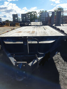 Heavy duty Equipment trailer 16ft.