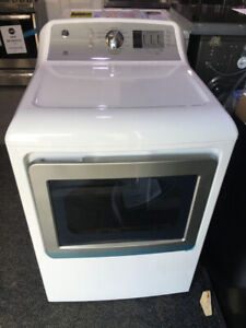 GE Gas dryer cleartop PRICE $699 ms**